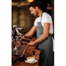 Кофемашина и бариста на день