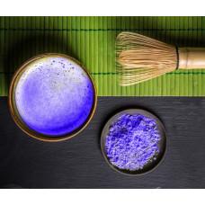 Синий чай Матча