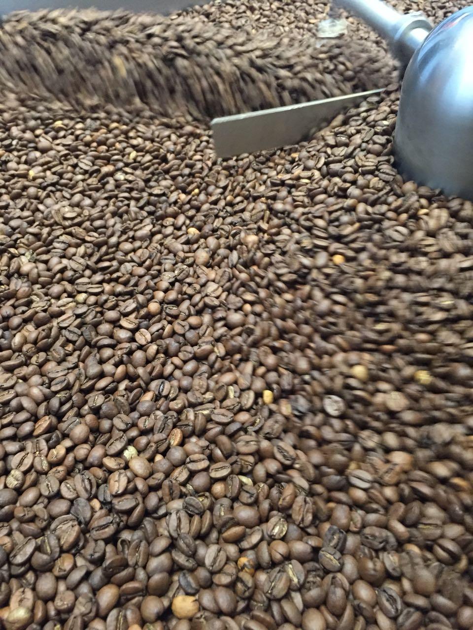 Обжарка кофе под заказ